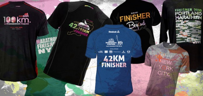 Marathon Finisher T-Shirts