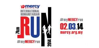 MERCY Malaysia International Humanitarian Run 2014