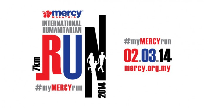 MERCY Malaysia International Humanitarian Run 2014