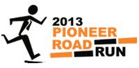 Pioneer Road Run 2013