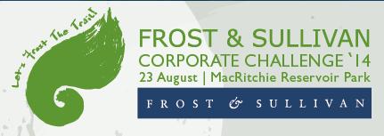 Frost & Sullivan 2014 Corporate Challenge
