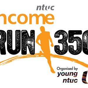 NTUC Income Run 350 2015