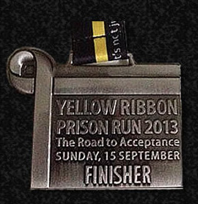 Yellow Ribbon Prison Run 2013