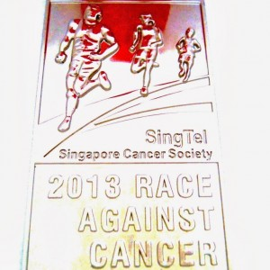 SingTel Race Against Cancer 2013