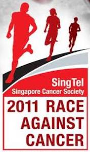 SingTel Race Against Cancer 2011