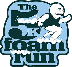 The 5K Foam Run