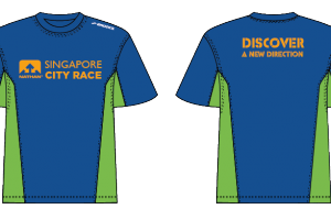 Nathan Singapore City Race