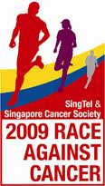 SingTel & Singapore Cancer Society 2009 Race Against Cancer