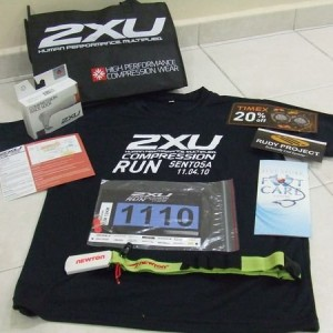 2XU Compression Run 2010