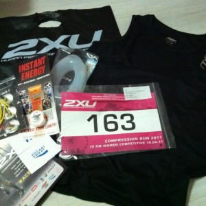 2XU Compression Run 2011