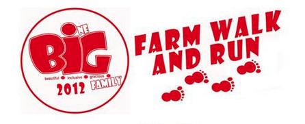 B.I.G. Farm Walk & Run 2012