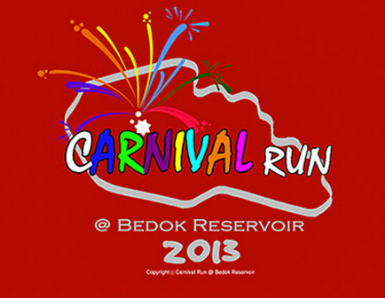 Carnival Run 2013 @ Bedok Reservoir