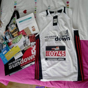adidas Sundown Marathon 2009