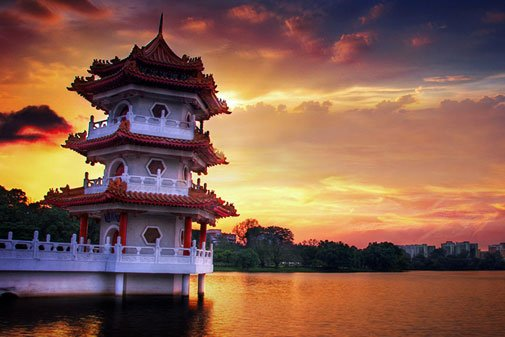 Chinese Garden (裕华园), also commonly known as Jurong Gardens, is a park in Jurong East, Singapore.