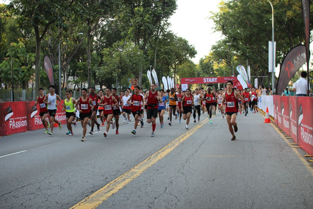 Jurong Lake Run 2013