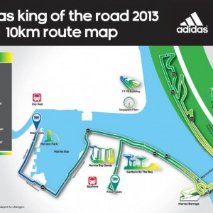 adidas King of the Road 2013