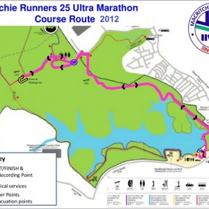 MR25 Ultra Marathon 2012