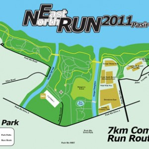 North East Run 2011 Pasir-Ris Punggol