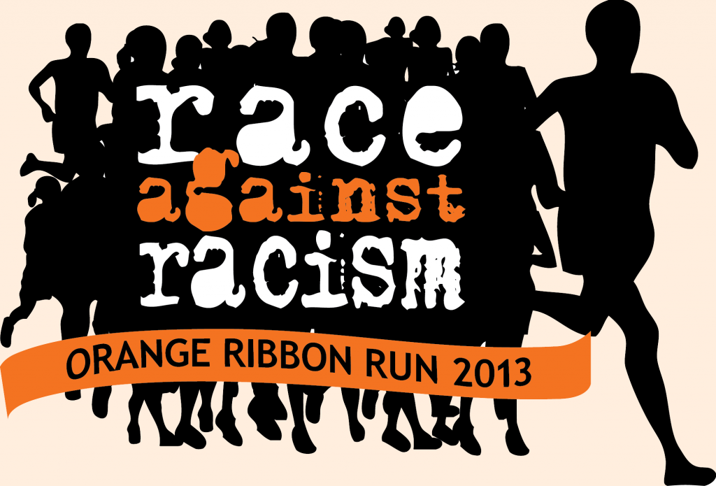 Orange Ribbon Run 2013: Race Against Racism