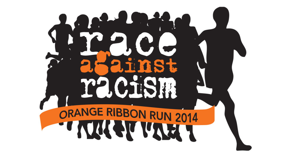Orange Ribbon Run 2014: Race Against Racism