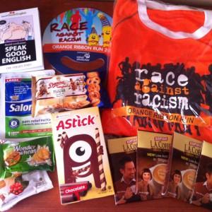 Orange Ribbon Run 2014: Race Against Racism