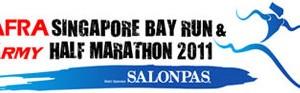 SAFRA Singapore Bay Run & Army Half Marathon 2011