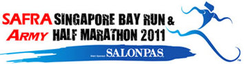 SAFRA Singapore Bay Run & Army Half Marathon 2011