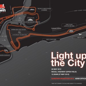 Sundown Marathon 2012