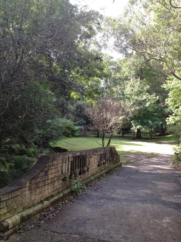 Cooper Park, Sydney