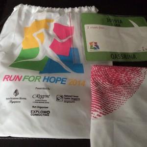 Run For Hope 2014
