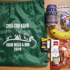Chua Chu Kang B.I.G Farm Walk & Run 2014