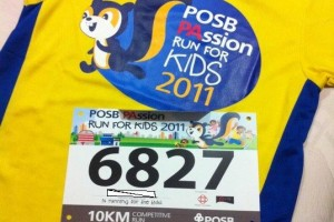 POSB Passion Run for Kids 2011