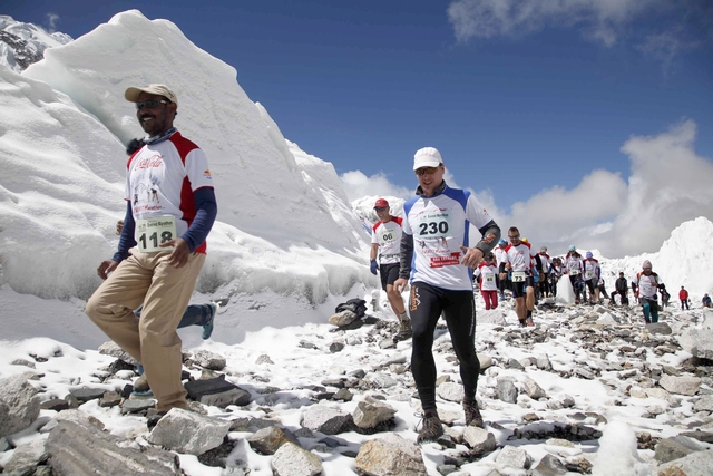 Nepal Everest Anniversary
