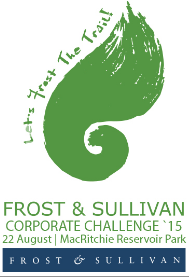 Frost & Sullivan Corporate Challenge Charity Run 2015