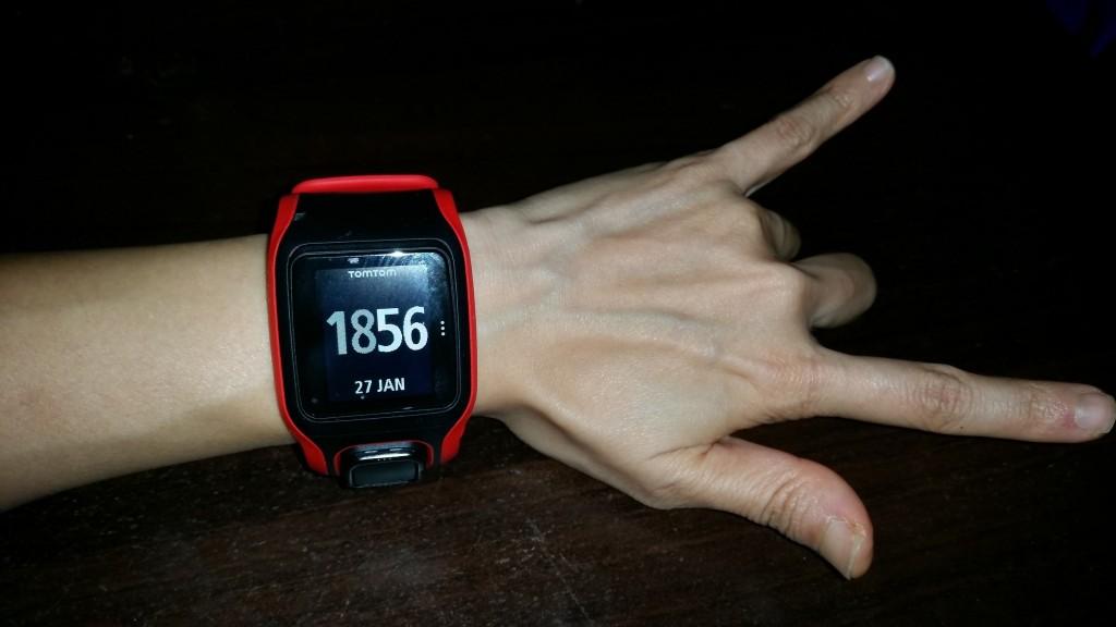 Tomtom Runner Cardio Review Just Run Lah