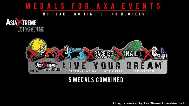 medals xtreme 2