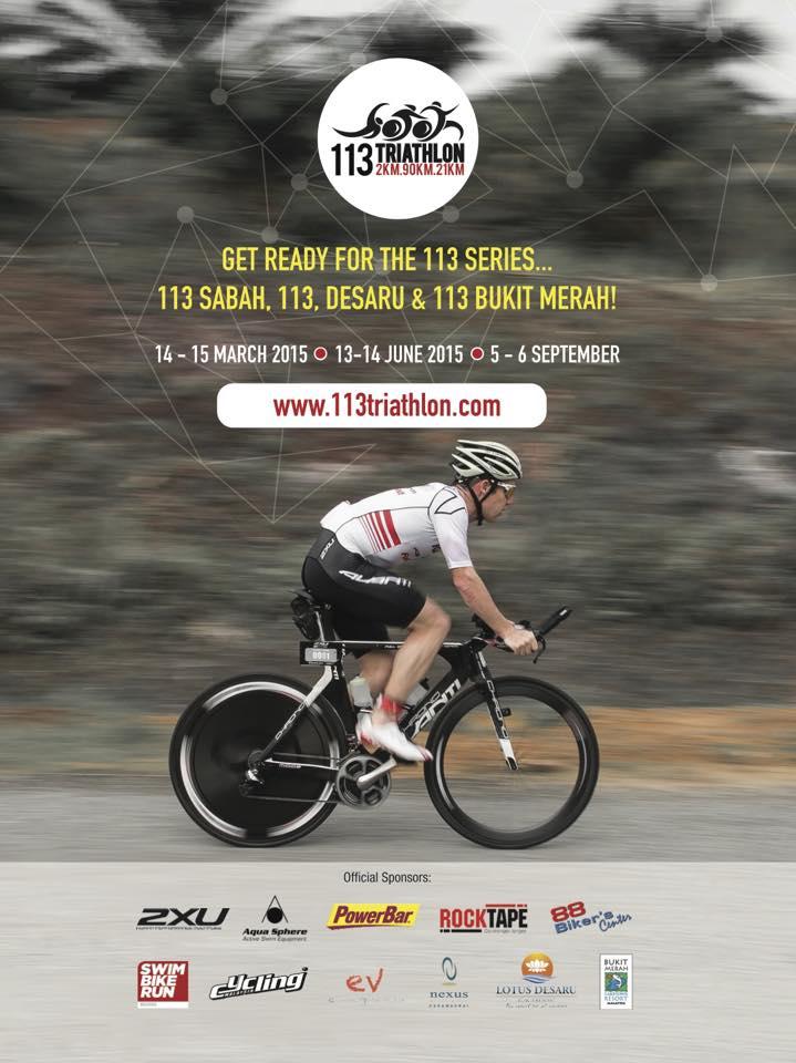113 Run Sabah 2015