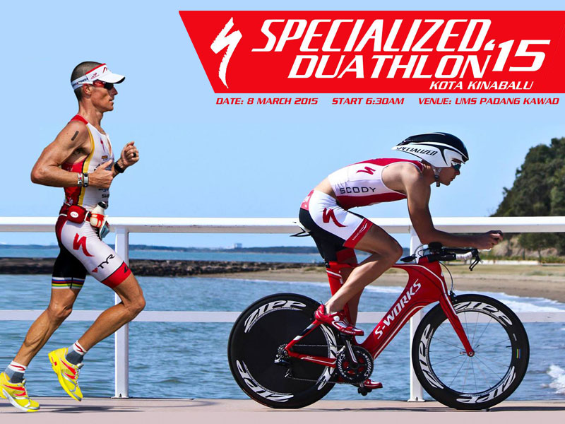 Specialized Duathlon 2015