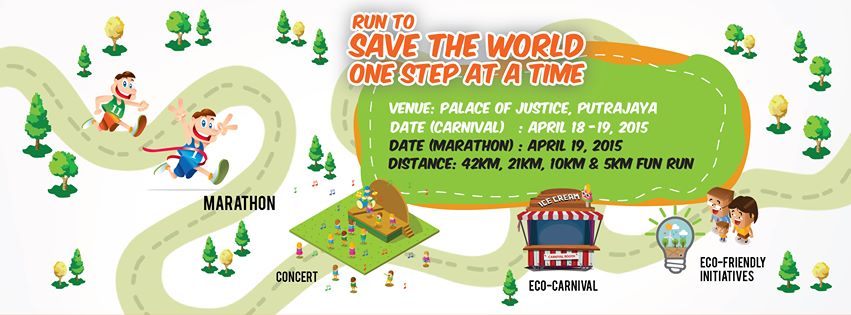 3R International Marathon 2015