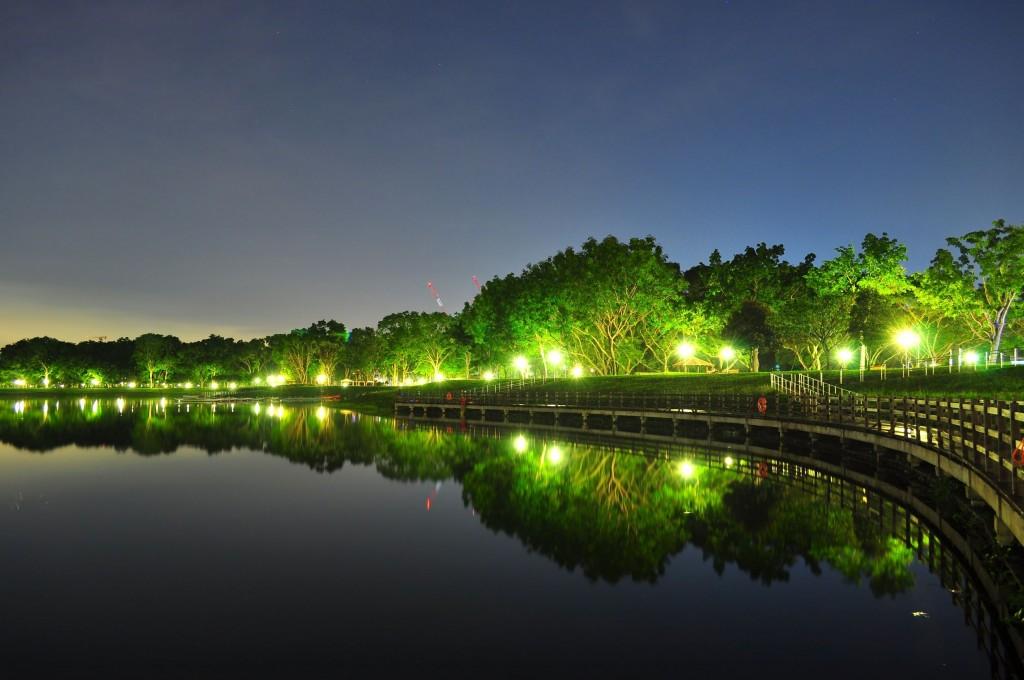 Bedok Reservoir Singapore track