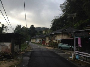 Local residences