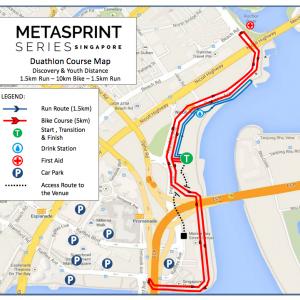 MetaSprint Series Duathlon 2015
