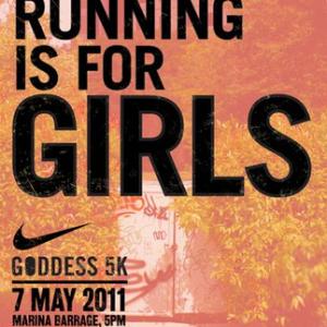 Nike Goddess 5K 2011