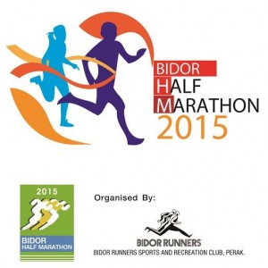 Bidor Half Marathon 2015