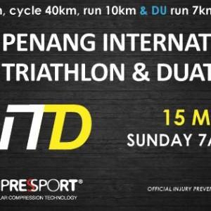 BlueSeventy Penang International Triathlon & Duathlon 2015