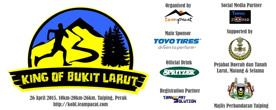 King of Bukit Larut 2015