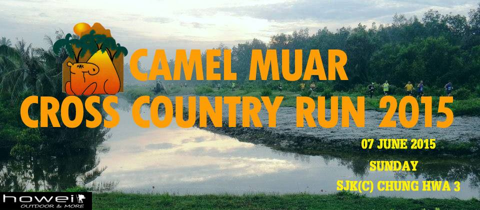 Camel Muar Cross Country Run 2015