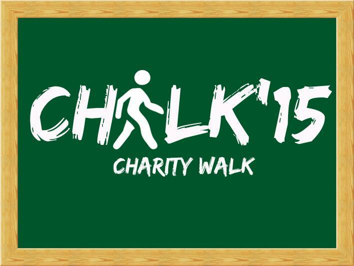 CHALK'15 Charity Walk 2015
