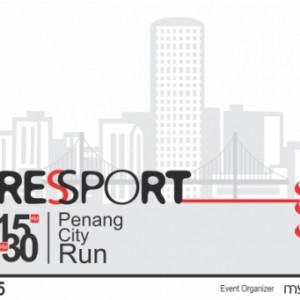 Compressport Penang City Run 2015