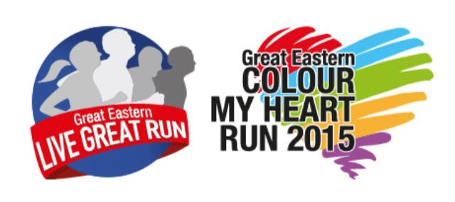 Great Eastern Colour My Heart Run Penang 2015